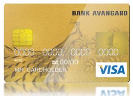 Кредитная карта Стандартный