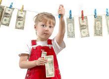 «Папа, купи мне слона!» Или когда разговаривать с детьми о финансах?